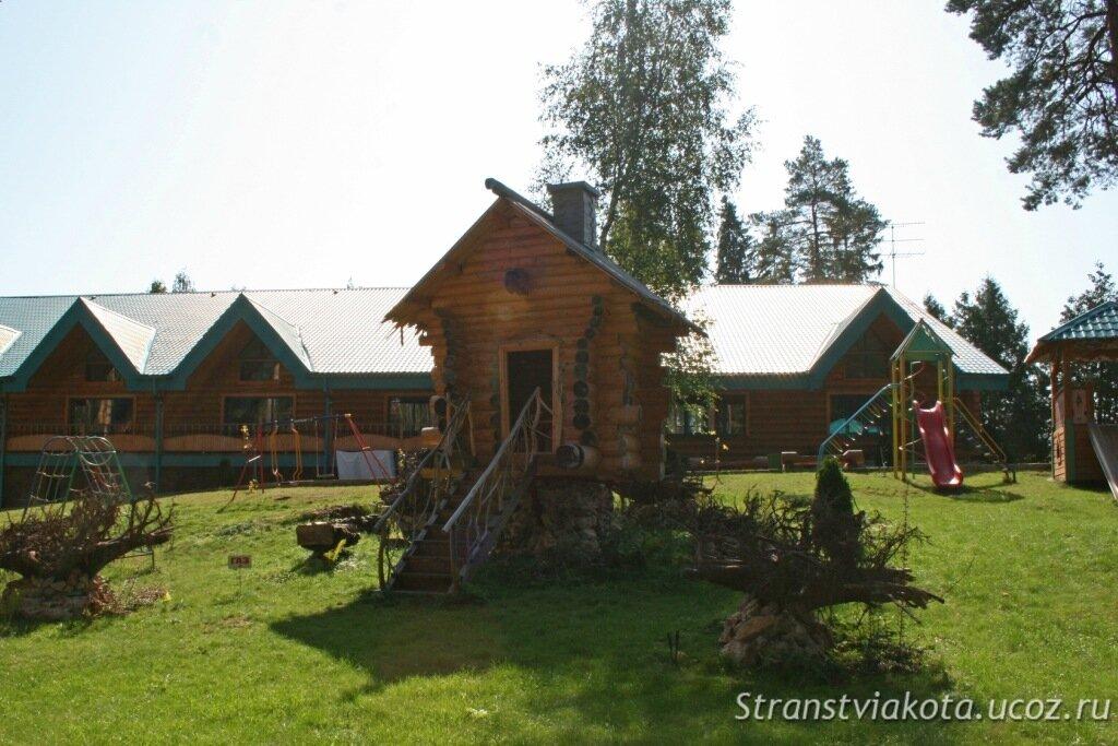 Дом отдыха Улиткино, отзыв с фото ourstranstvia.ru