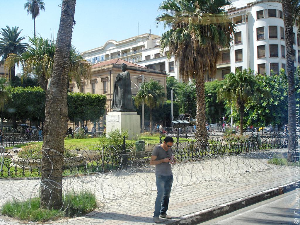 достопримечательности столицы Тунис