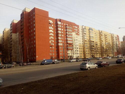 ул Десантников 20к1