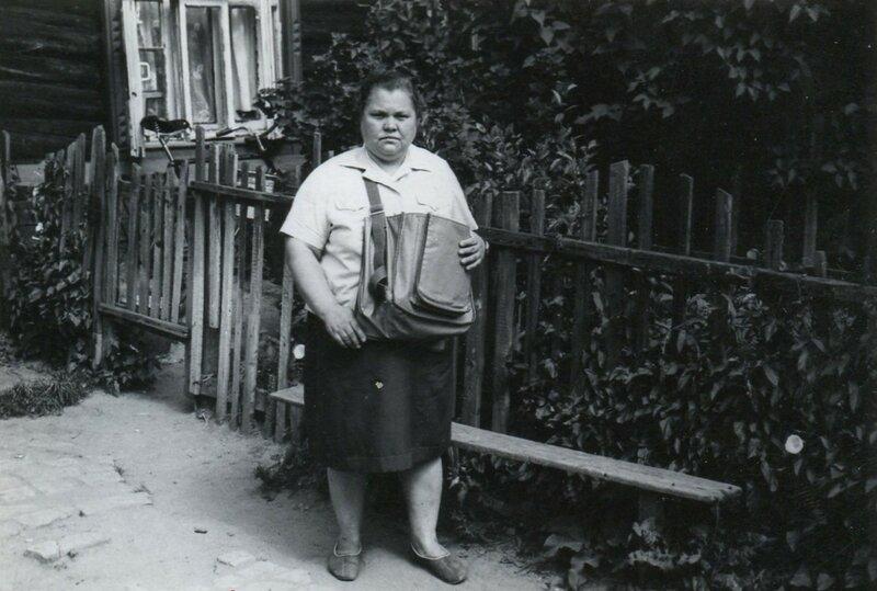 535605 Почтальон Иван Ольчев 1965 нынешняя ул. Полбина.jpg