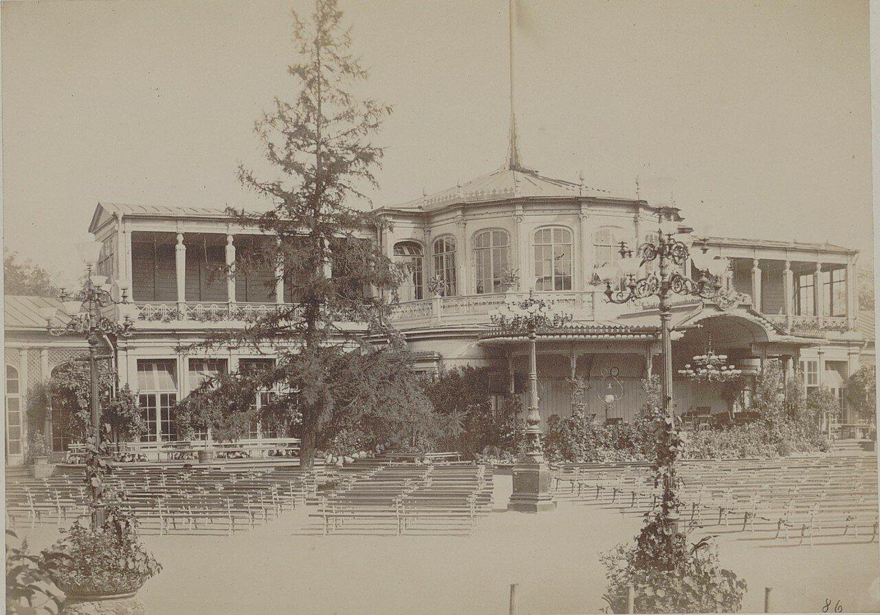41. Вокзал в Павловске