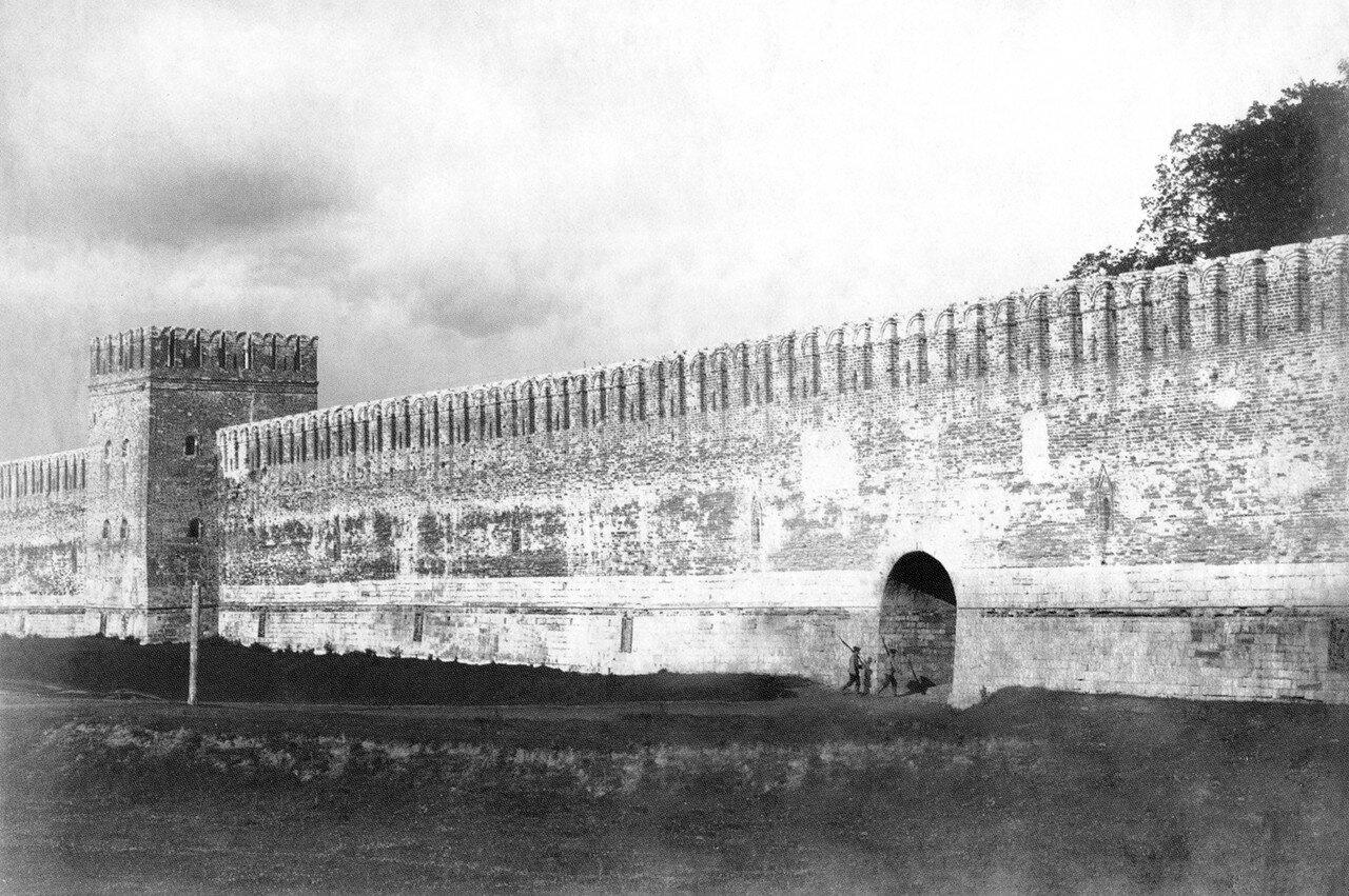 Гуркина башня. 1911