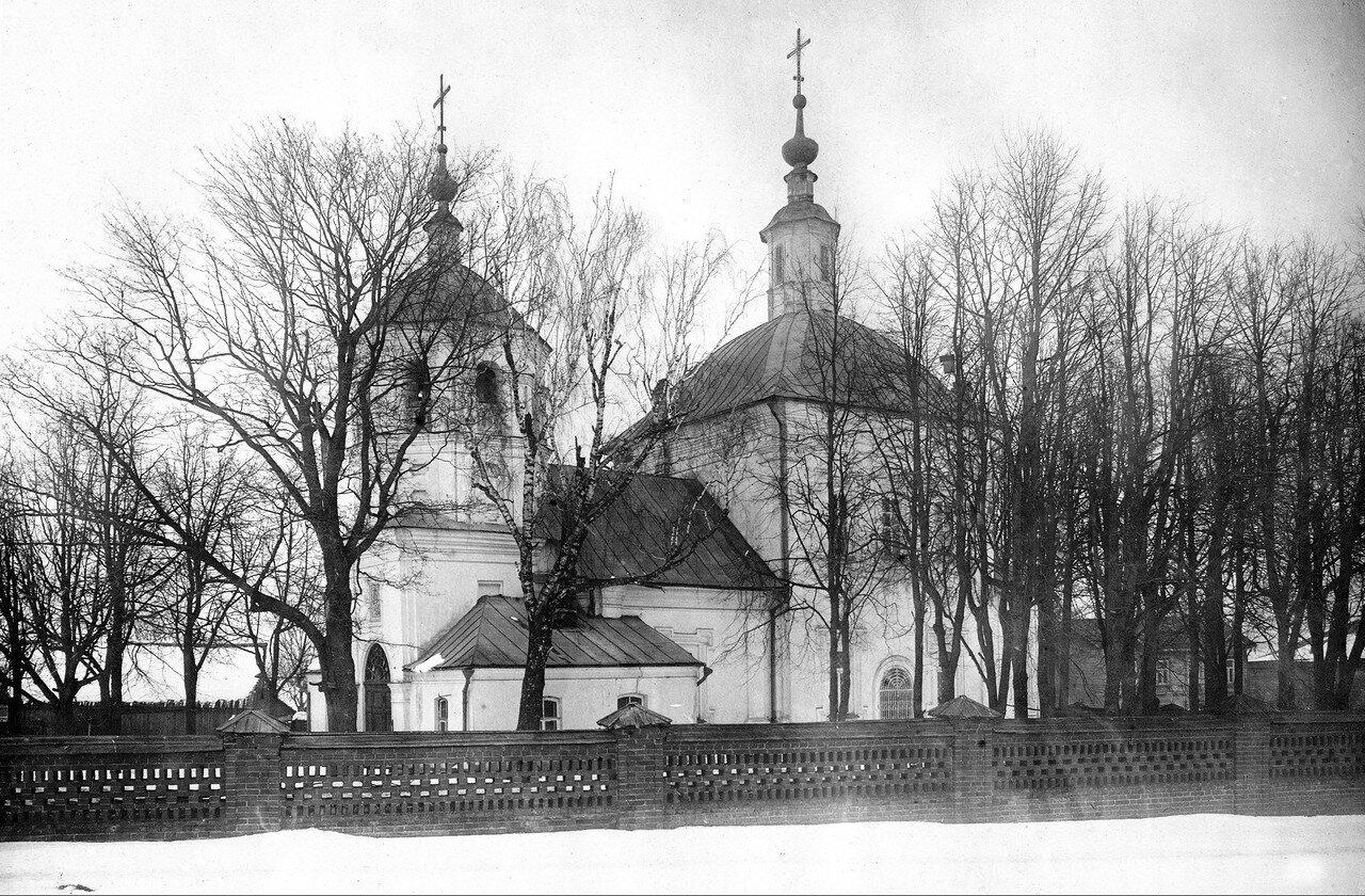 Казанская церковь. 1919