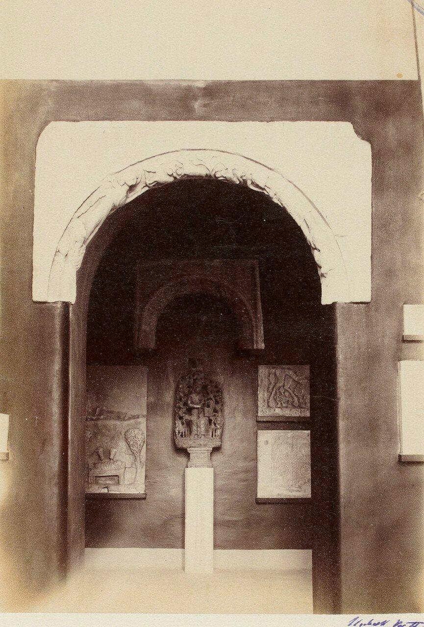 85. Музей. Византийские двери