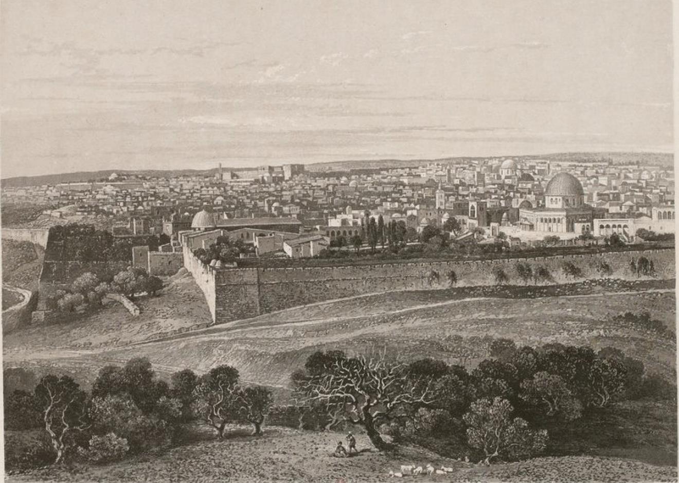 Палестина. Иерусалим