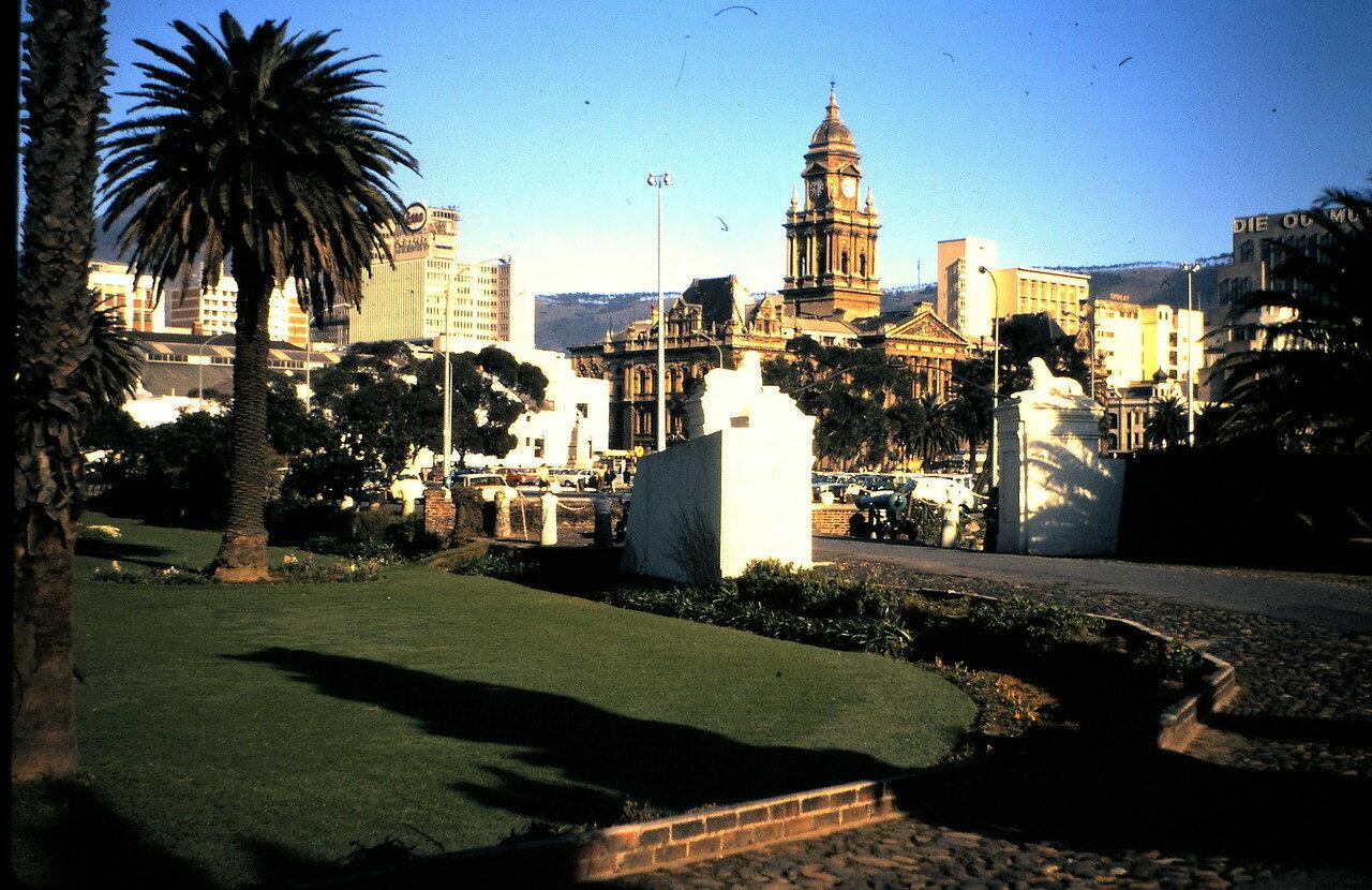 18 августа. Кейптаун (ЮАР)