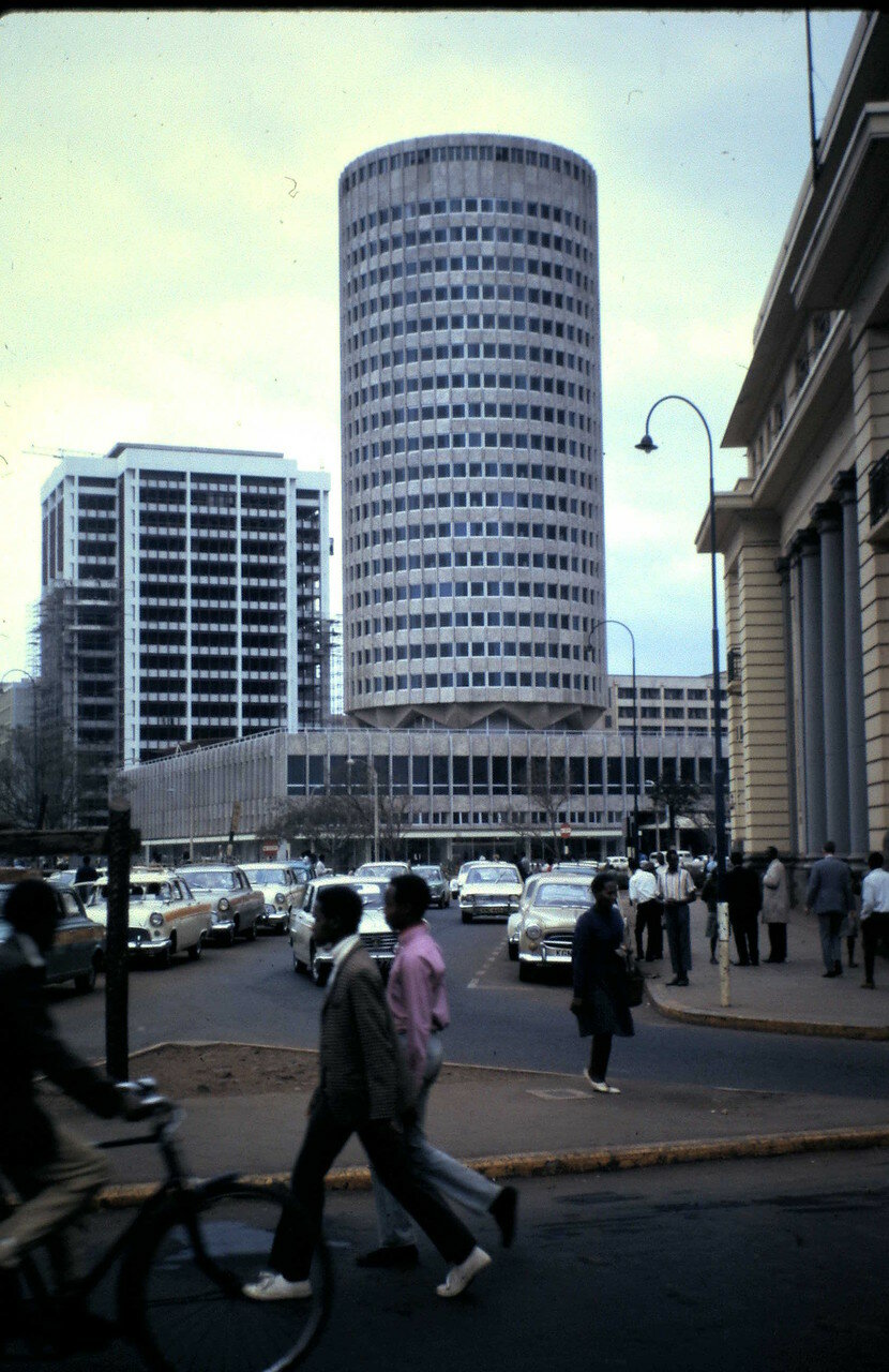 10 августа. Найроби (Кения)