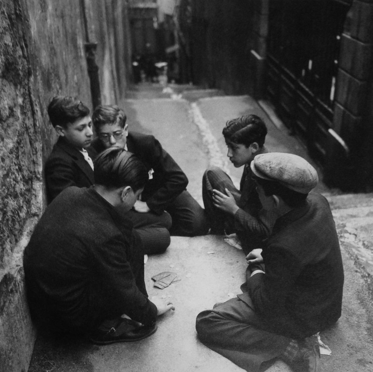 1938. Марсель