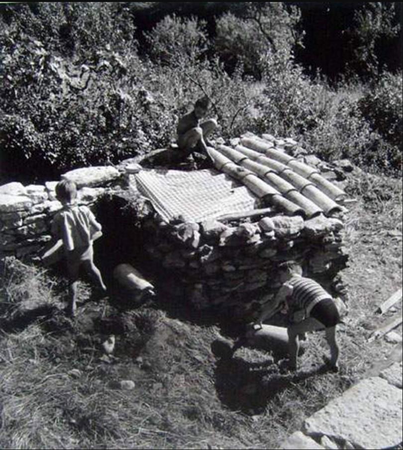 1951. Дети из Горда