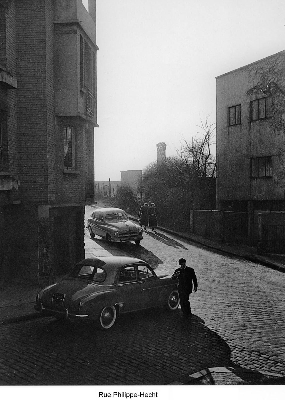 1954. Рю Филипп-Хэтч