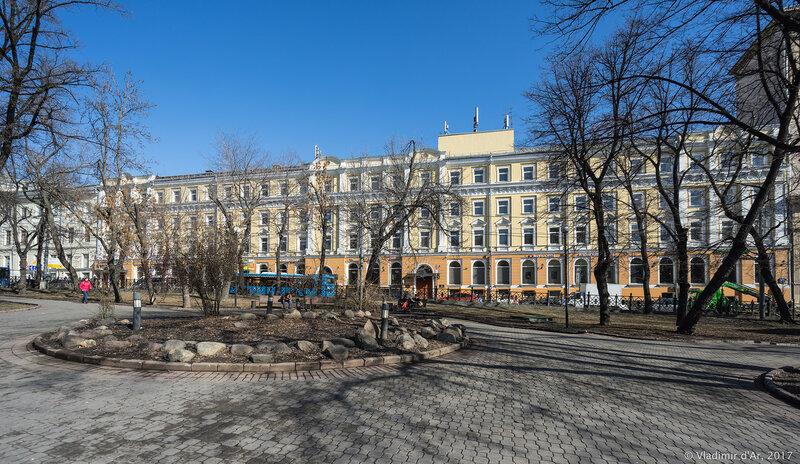 Ильинский бульвар