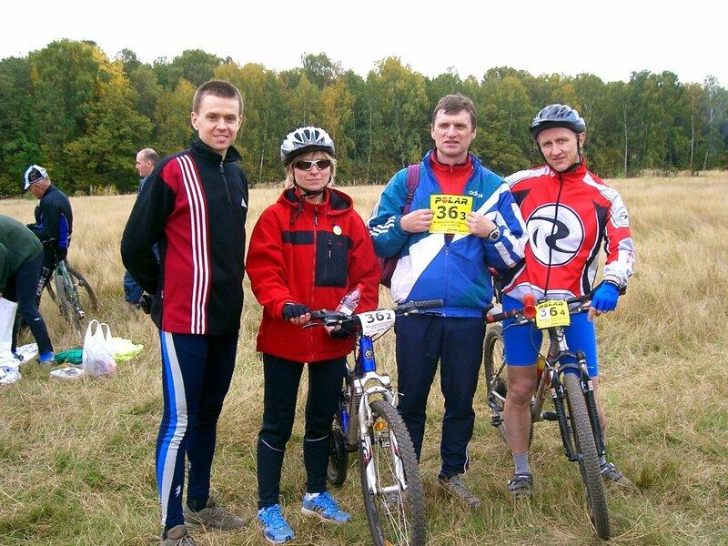 Велосипед, соревнования