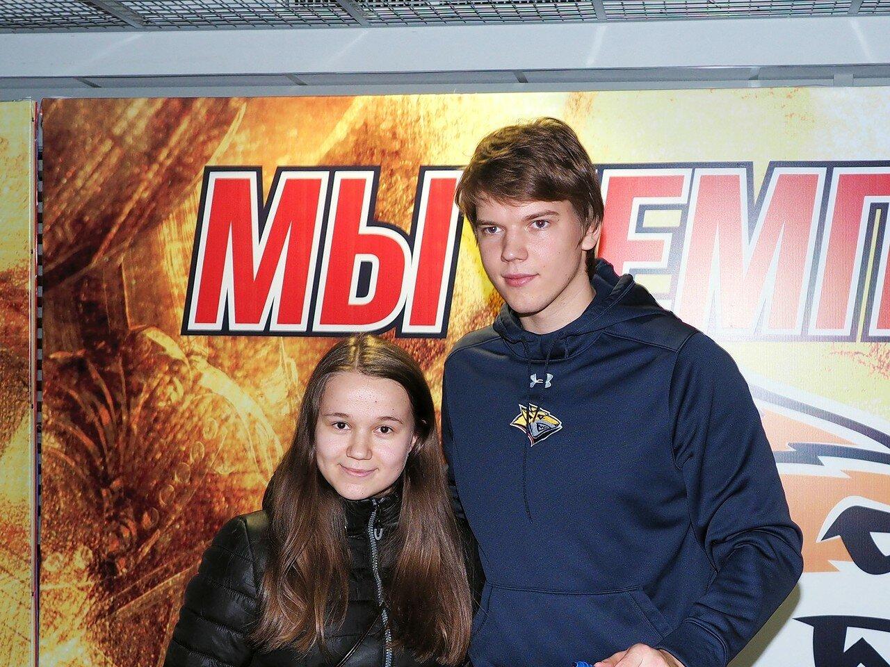 120Металлург - Сибирь 28.10.2016