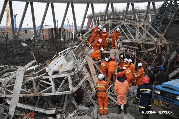 В Китае обрушилась атомная электростанция, погибло 40 человек (фото)