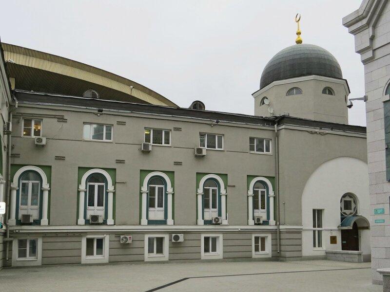 Московская Соборная мечеть!
