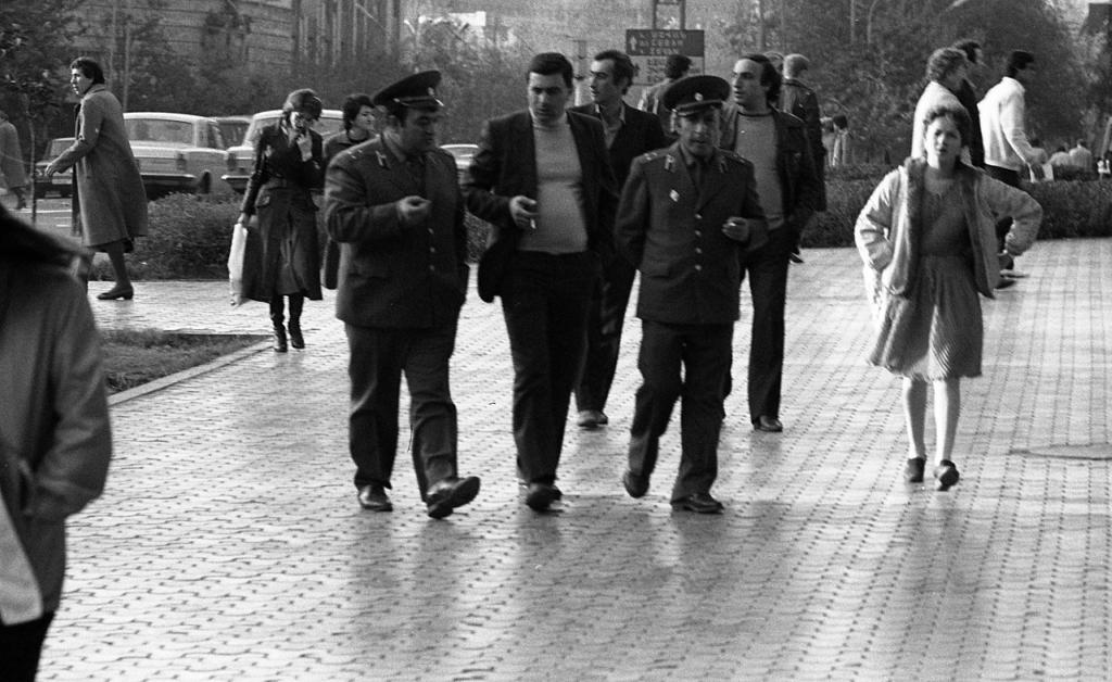 Ереван в 1984 году