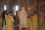 Божественная литургия на подворье