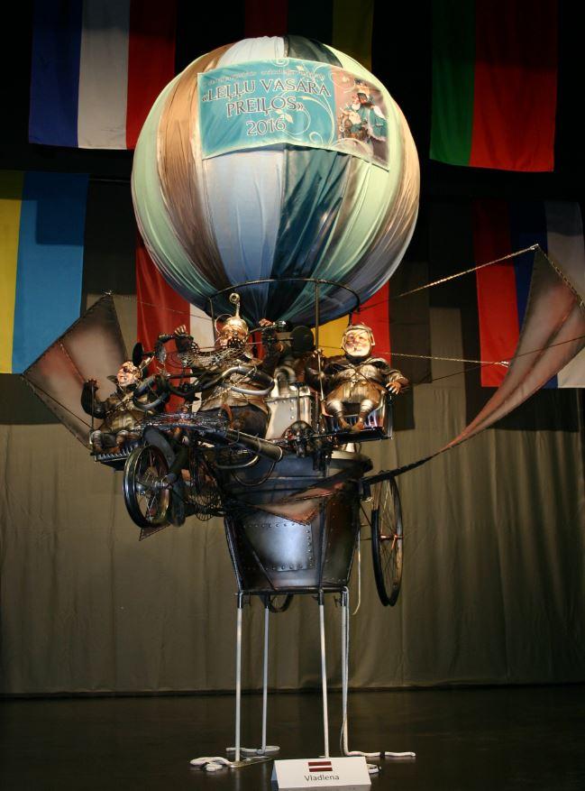 2-я международная выставка кукол в Прейли
