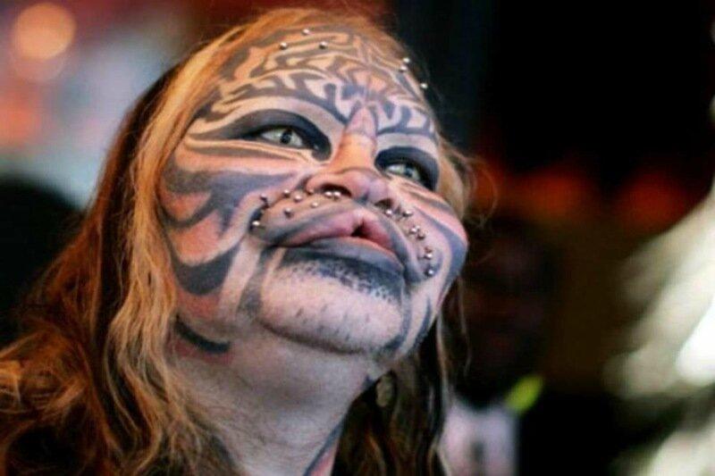 Фотогалерея самых знаменитых жертв страсти к улучшению собственной внешности