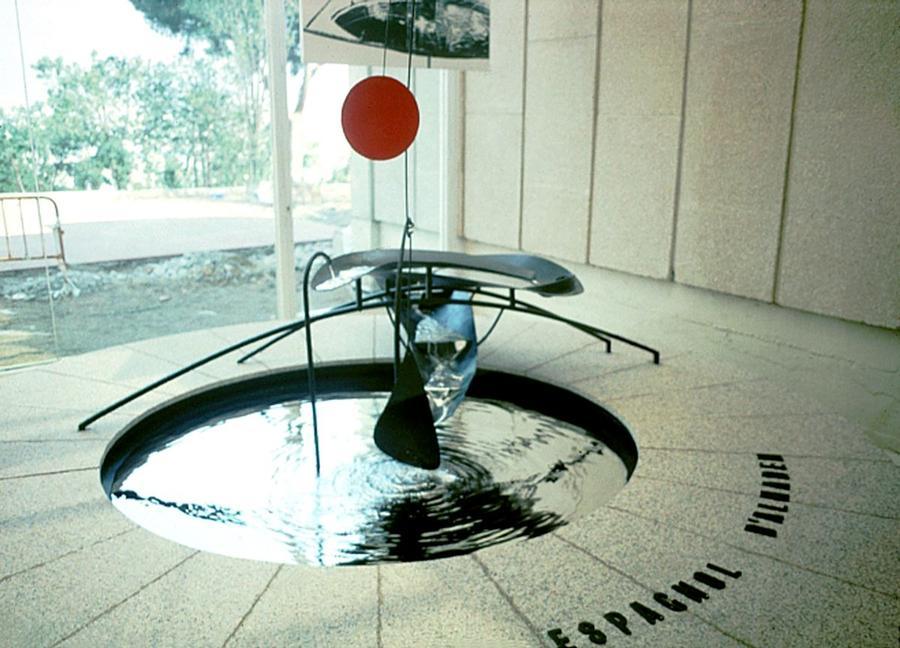 13. Ртутный фонтан, Барселона Самый опасный фонтан Его трудно назвать самым величественным или самым