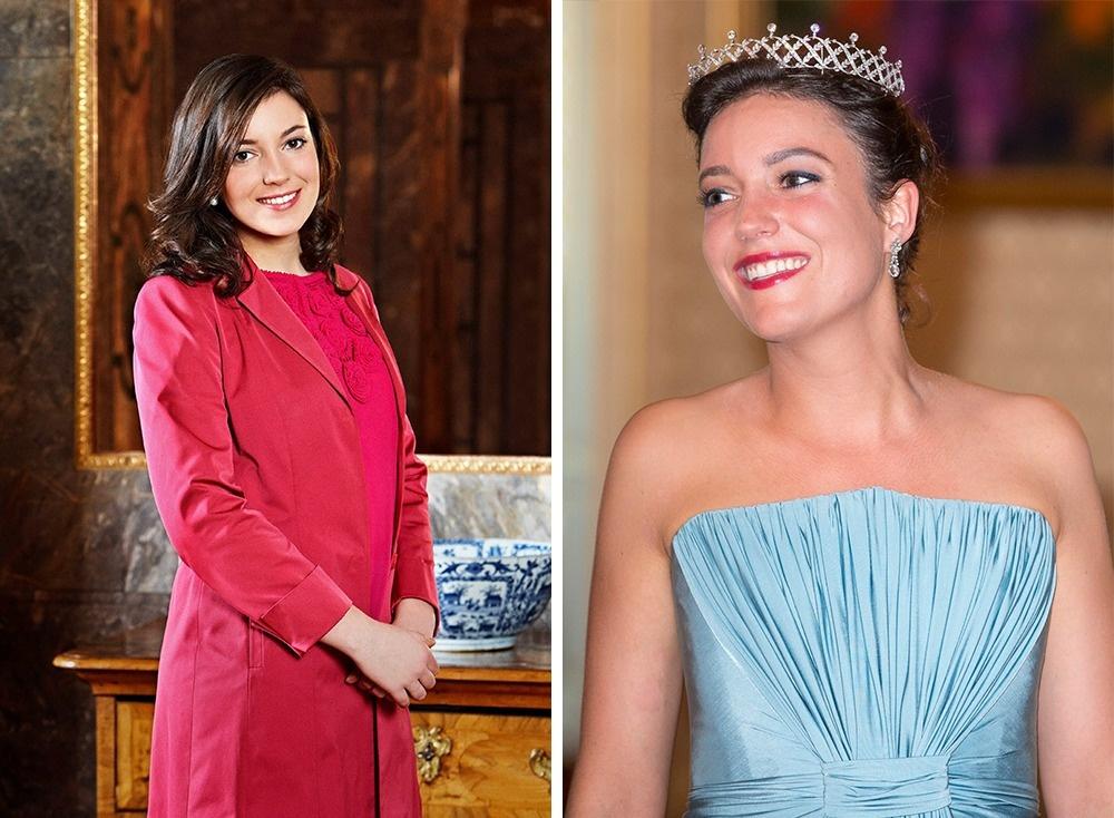 9. Принцесса Александра, Люксембург 24-летняя красавица, единственная дочь герцога Люксембурга Анри