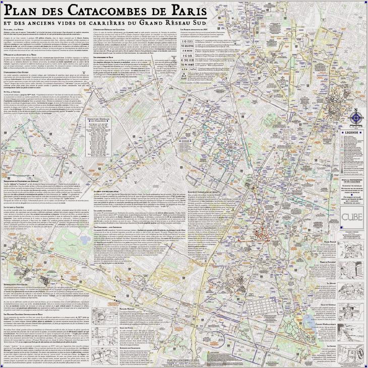 2. Выведав всю информацию о катакомбах Парижа, мы отправились на поиски! По сведеньям, залаз нужно б