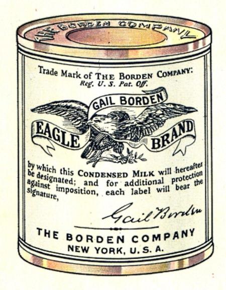 Как ни прискорбно, популяризации сгущенного молока во многом поспособствовала гражданская война в СШ