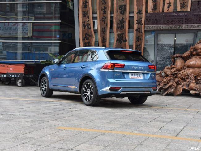 Китайцы скопировали Volkswagen, которого еще нет в продаже (5 фото)