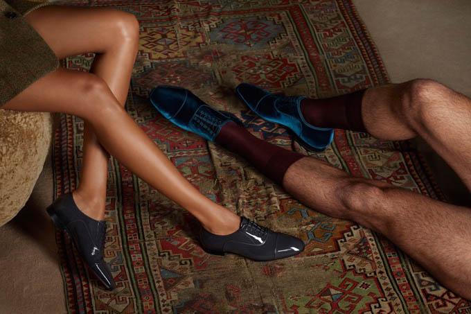 Рекламная кампания Christian Louboutin