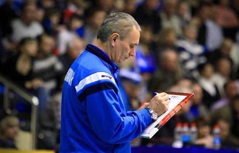 Маричев стал новым основным тренером мужской команды «Динамо-Москва»