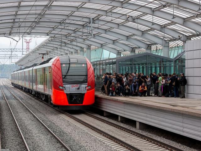 ВДень народного единства откроется 30 станция МЦК