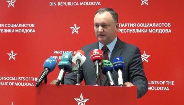 Вероятному президенту Молдовы хотят запретить заезд в государство Украину