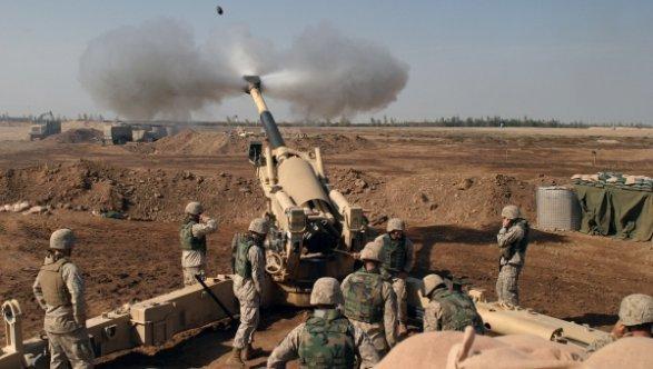 «Щит Евфрата»: насевере Сирии уничтожили неменее 60 объектов террористов