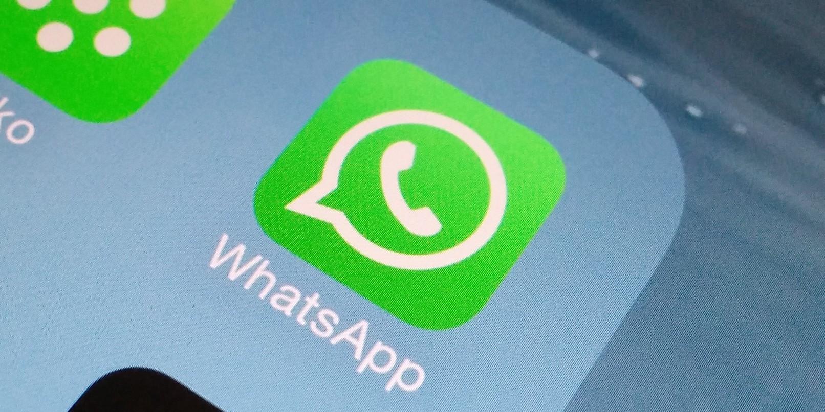 Facebook прекратил сбор данных пользователей WhatsApp вЕвропе