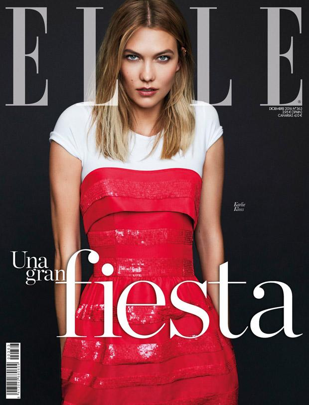 For more visit ELLE Spain's official web page www.elle.es