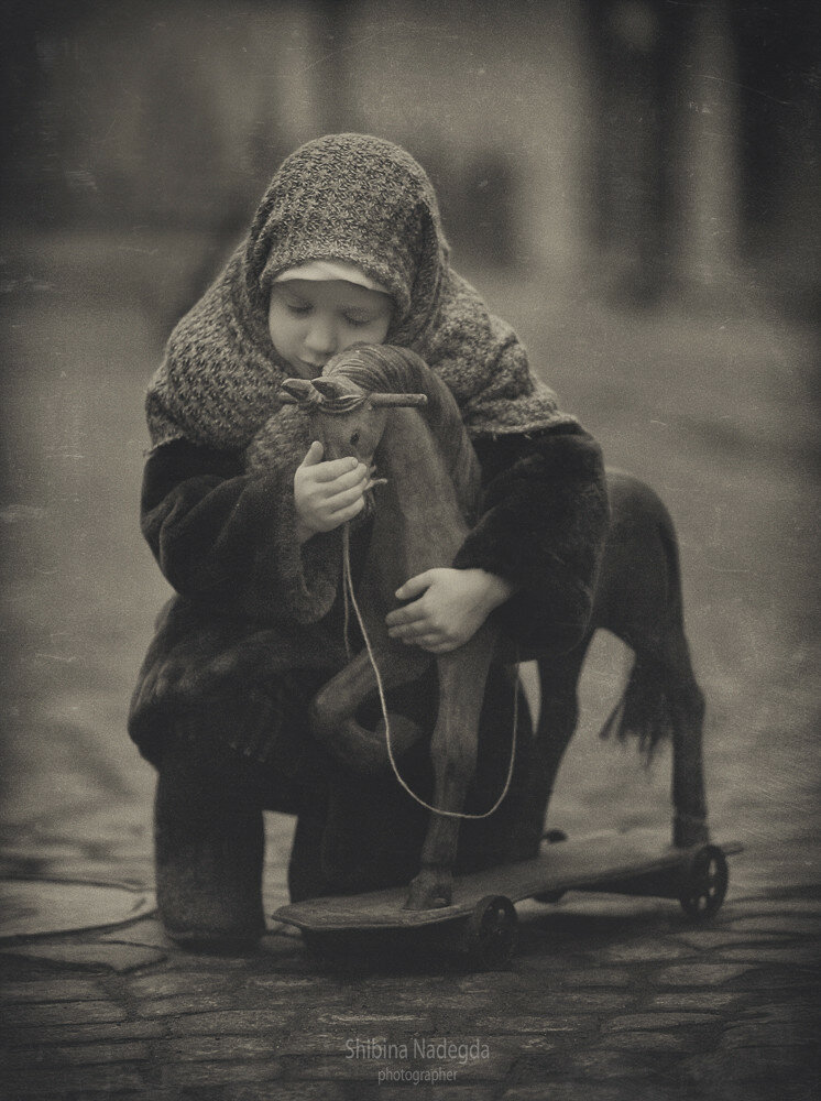 Фото Надежды Шибиной