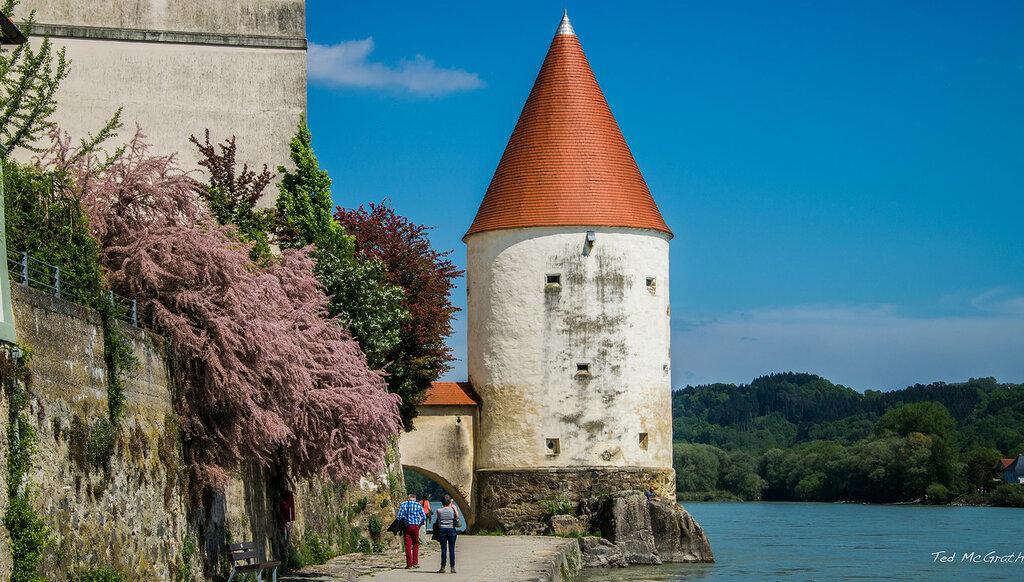 Passau Germany - On the Inn River.jpg