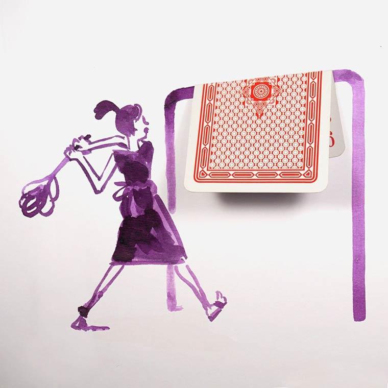 Abstract Sunday - Quand Christoph Niemann detourne les objets du quotidien