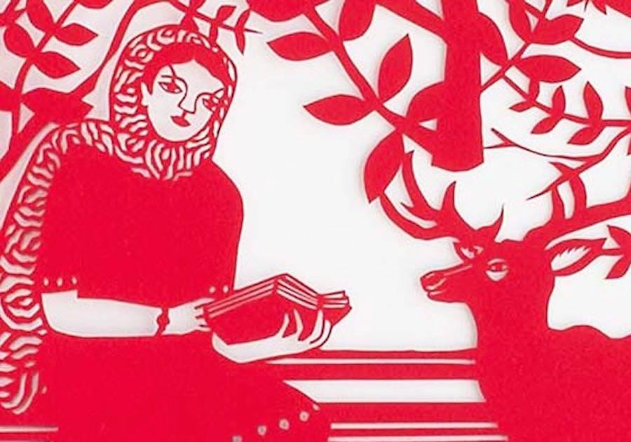 Poetic Paper Cuts Works by Bhavna Mehta