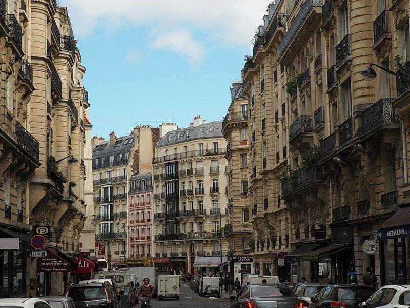 Париж, Латинский квартал (Paris, the Latin Quarter)