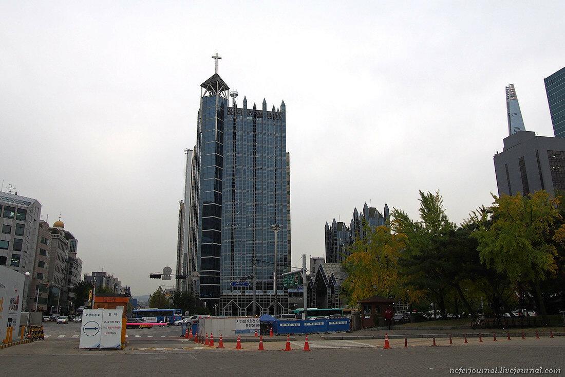 Сеул: торговый, современный, олимпийский