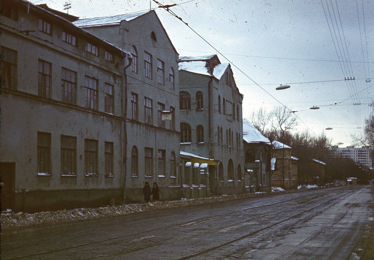 1977. Улица Достоевского (автор Юрий Славин)