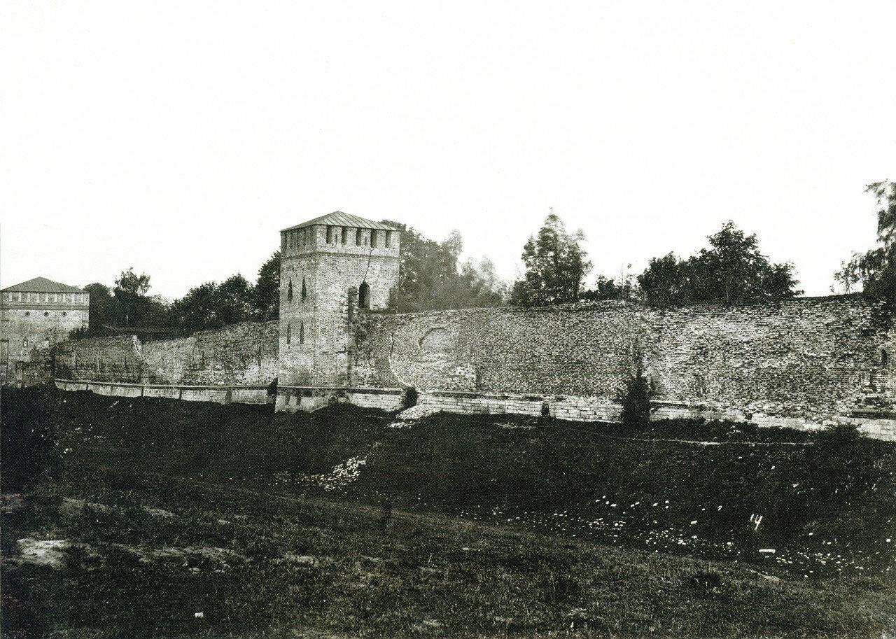 Башни Копытенская и Бублейка. 1885