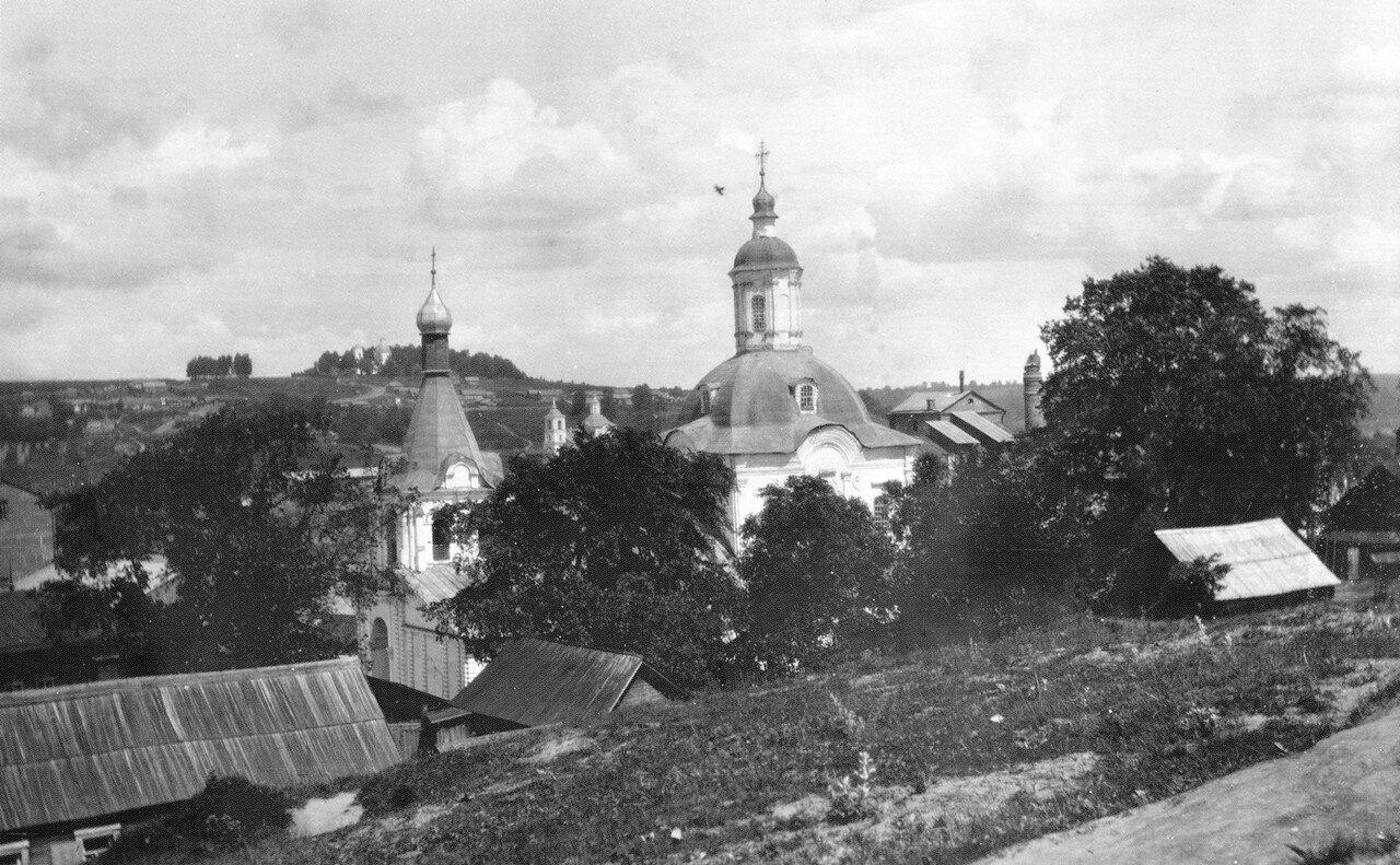Духовская церковь. 1908