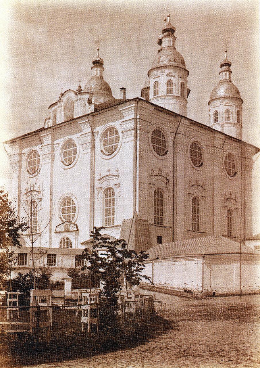 Успенский собор. 1901