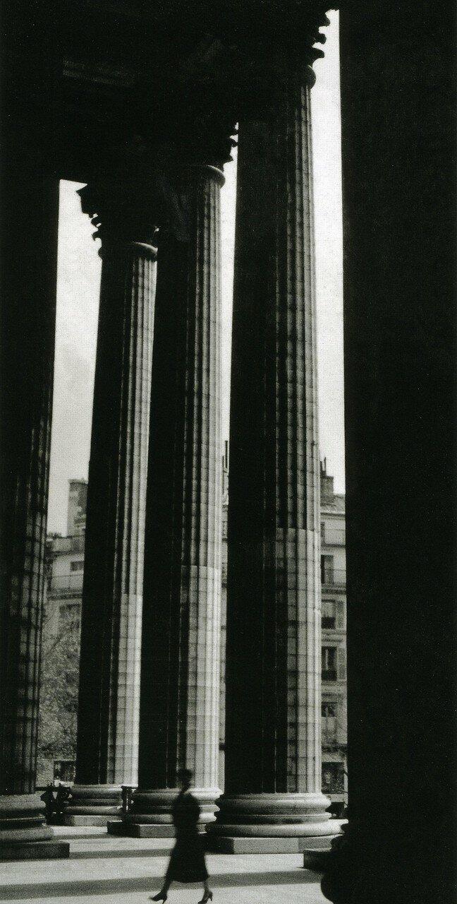 1930-е. Церковь Святой Марии Магдалины