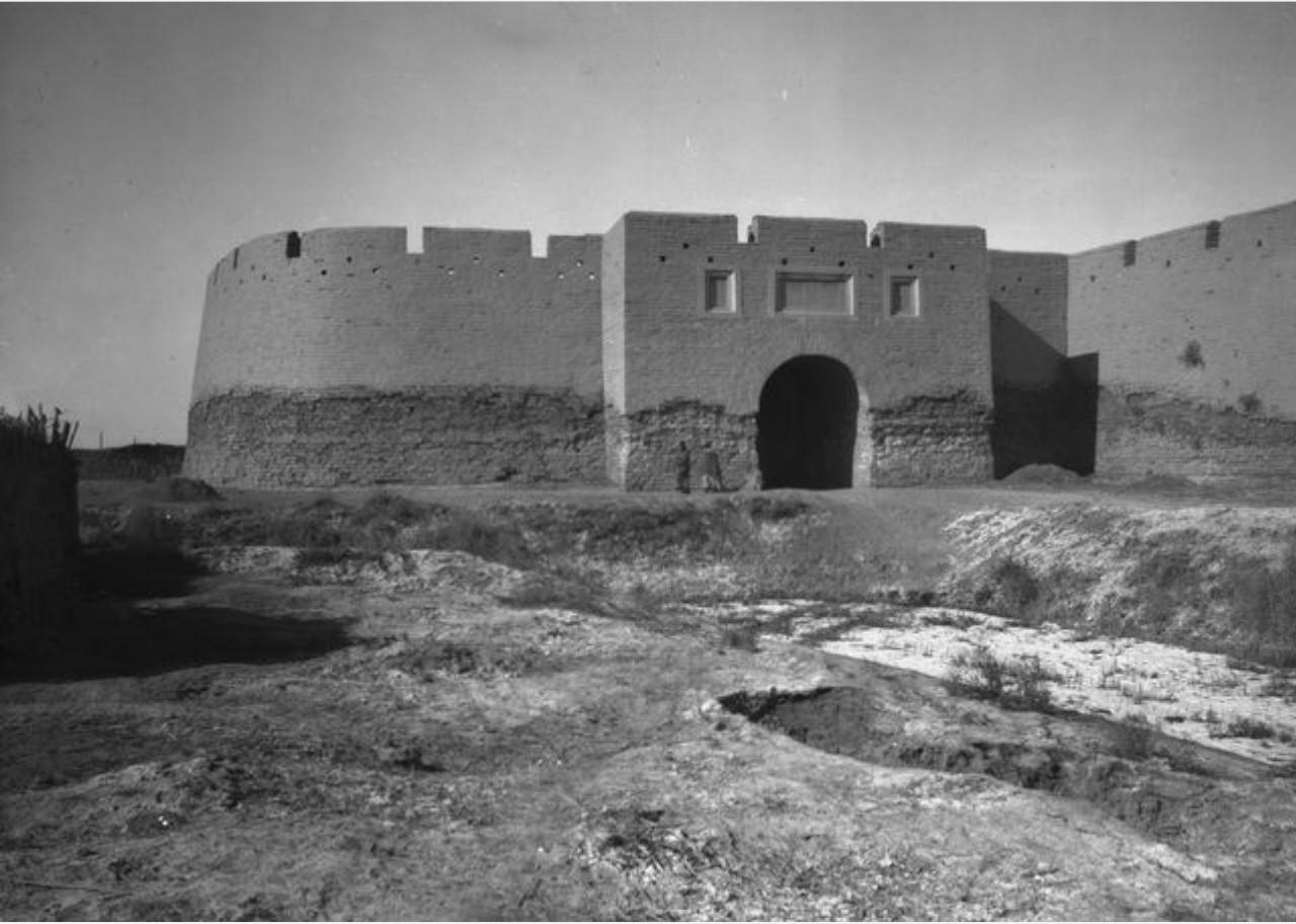 Маралбаши. Крепость в южном порту
