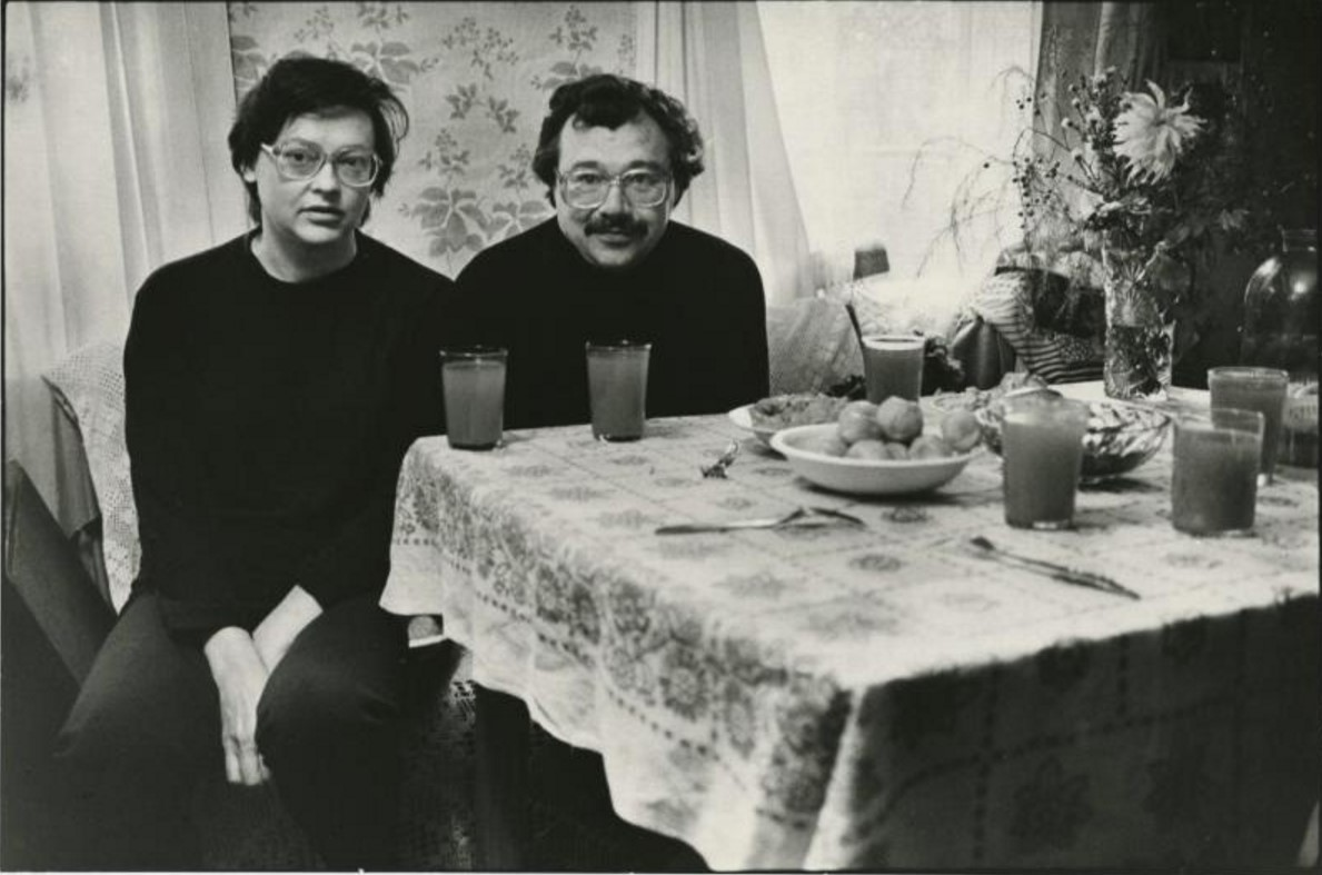 1990-е. Встреча