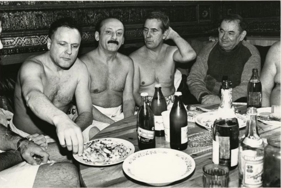 1996. Николай Еременко и Семен Фарада
