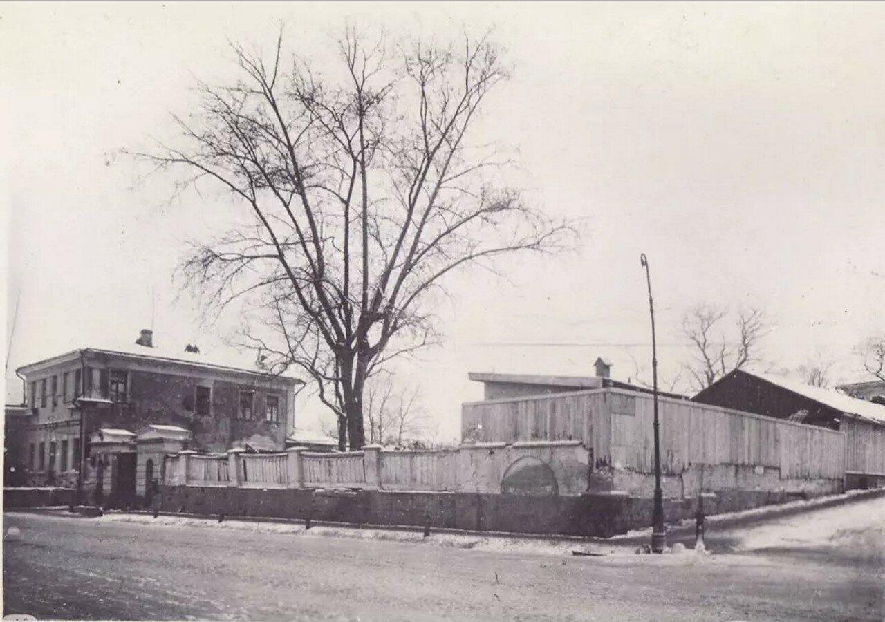 1930-е. Дружинниковская, 11